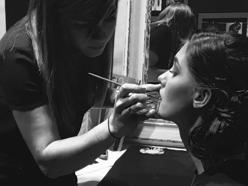 Maquillage de mariée redon